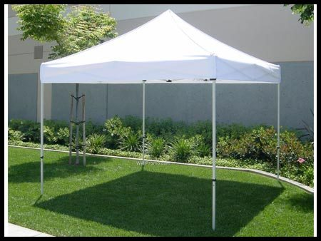 10′ x 10′ Pop Up Canopy