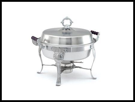 Chafing Dish Round w/Sterno