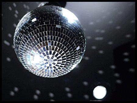 Mirror Ball (16″ w/Motor)