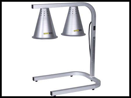 Heat Lamp (2 Bulb)