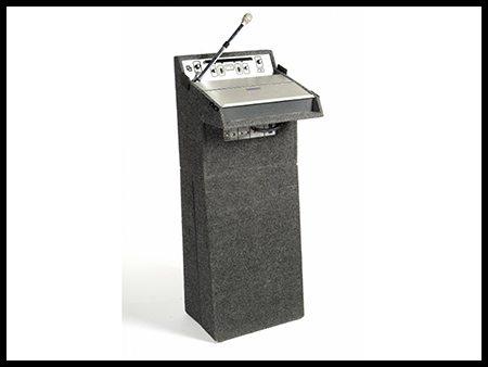 Podium W/Sound