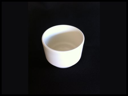 White Soup Cups