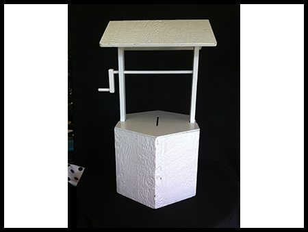 Wishing Well (White)