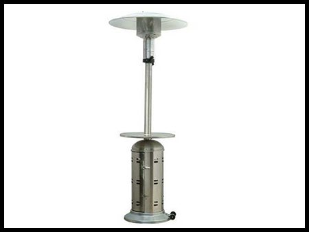 Patio Heater with 20# Propane Tank