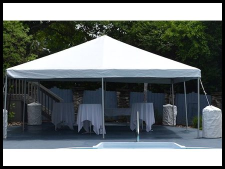Framed Canopies / Tents